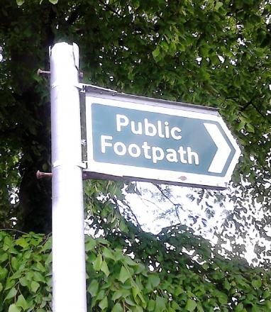 Horse riders want to make change to footpaths