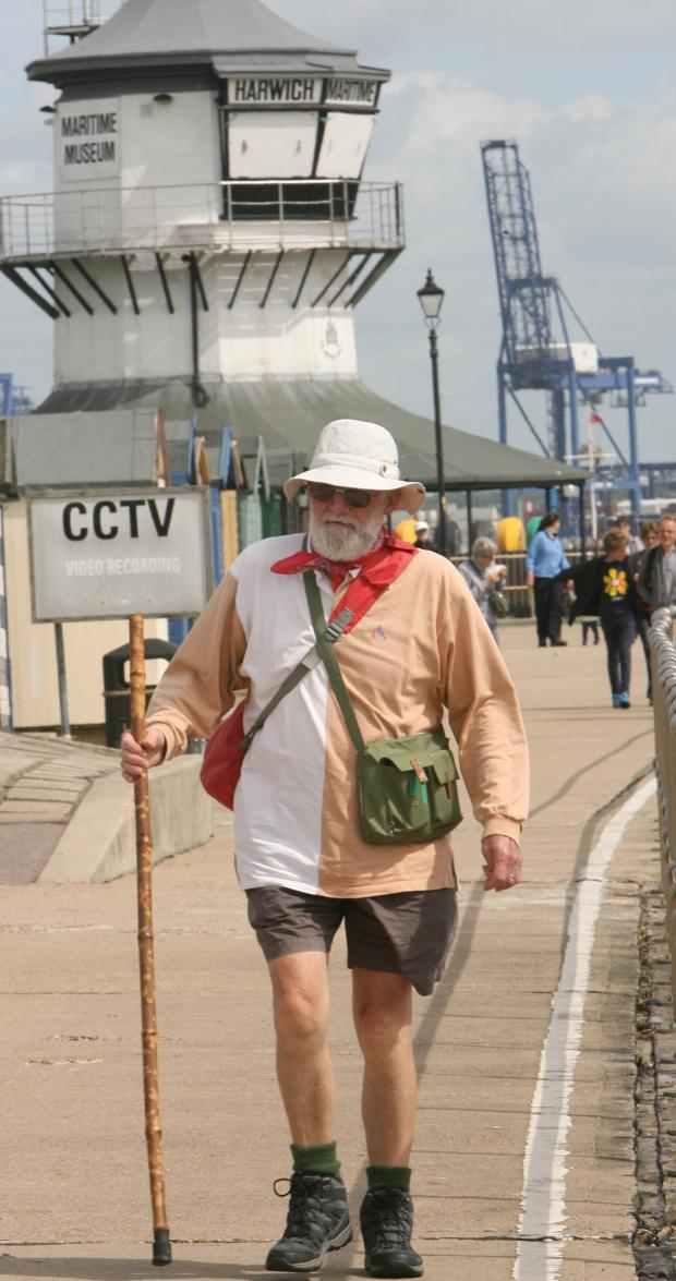 Harwich and Manningtree Standard: Still time to sign up for Mayflower walk