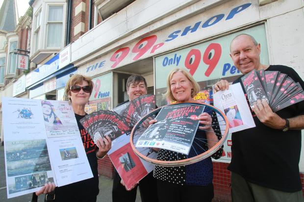 Harwich and Manningtree Standard: Arts festival to be boosted by pop-up shop