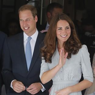 Harwich and Manningtree Standard: The Duke and Duchess of Cambridge are visiting the Glenturret distillery, near Crieff in Perthshire
