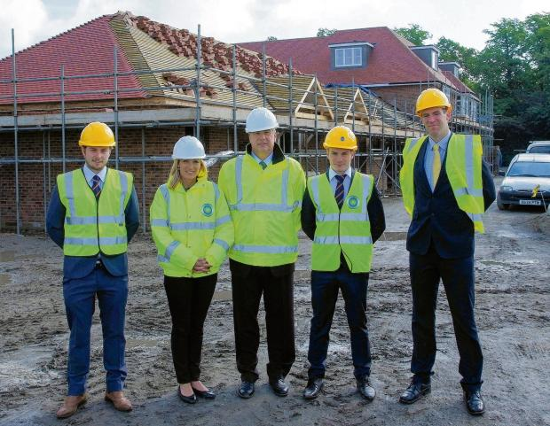 State-of-the-art care home set to bring 150 new jobs this summer