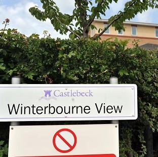 Harwich and Manningtree Standard: The Winterbourne View residential hospital in Bristol