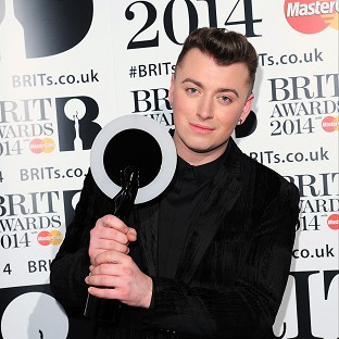 Londoner Sam Smith has the fastest selling debut album of the year