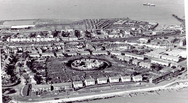 Harwich and Manningtree Standard: Bird's eye view of bygone days