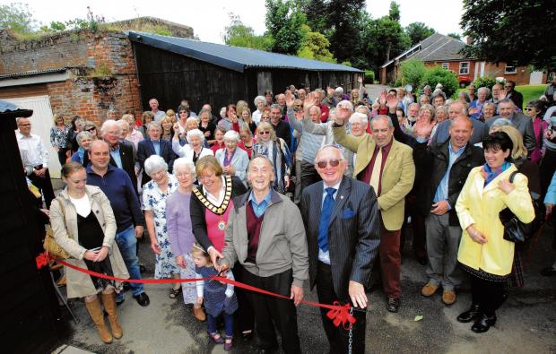New therapy centre opens doors