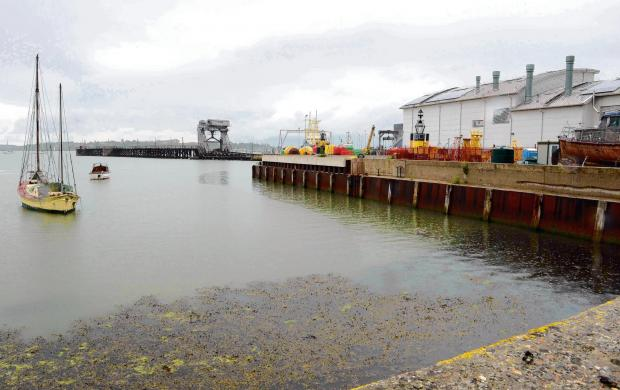 Harwich and Manningtree Standard: Bright future for Gas House Quay