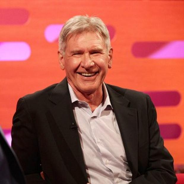 Harwich and Manningtree Standard: Harrison Ford was airlifted to the John Radcliffe Hospital in Oxford