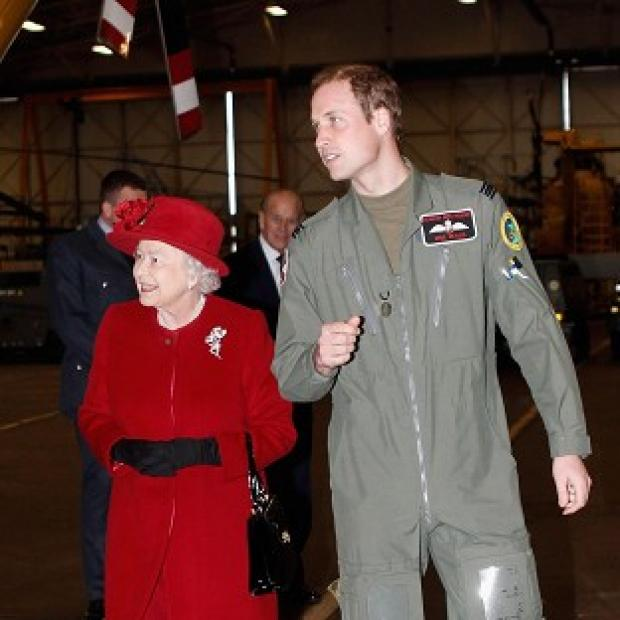 Harwich and Manningtree Standard: Prince William is more popular with the public than his grandmother, a poll suggests