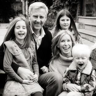 Nick Milligan, with his wife Victoria and children, from left, Emily, Olivia, Kit and Amber died in a speedboat a