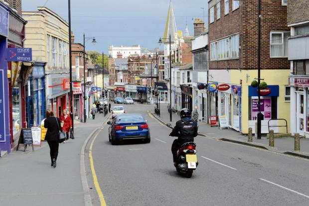 Harwich and Manningtree Standard: We're streets ahead in town centre trade