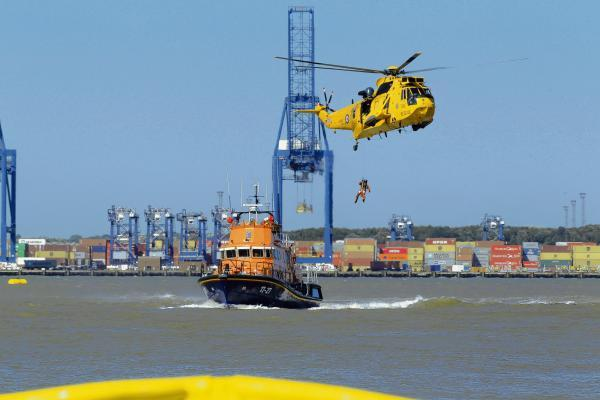 Sea King to return to popular festival