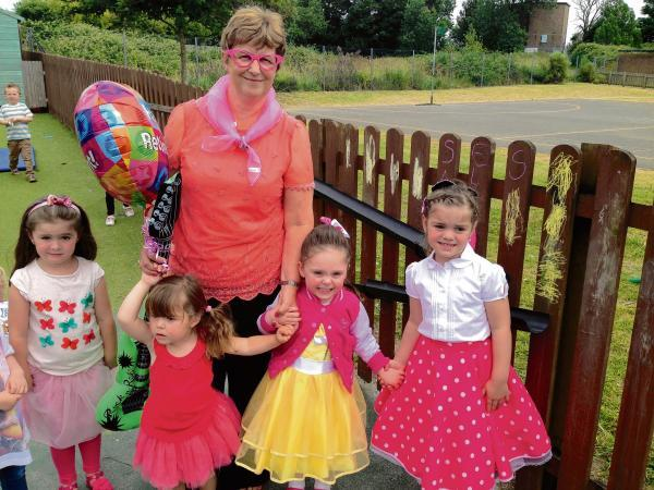 Nursery manager retires from role