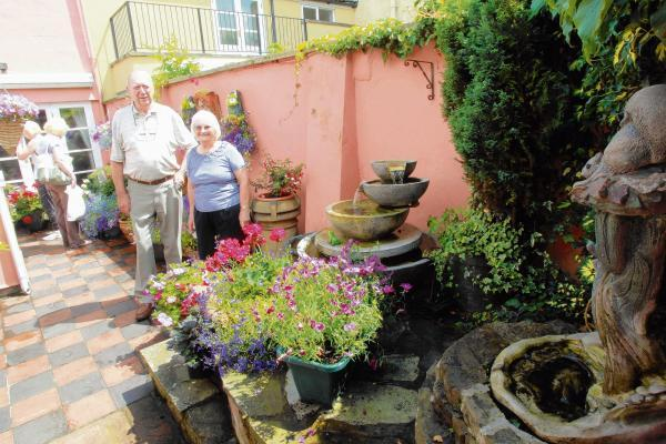 Secret gardens another success for town
