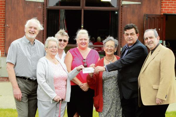 Cricket club and village hall get cash boosts