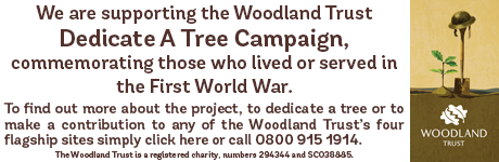 Harwich and Manningtree Standard: Woodland Trust