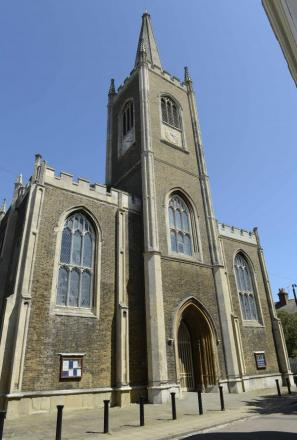 Church holding service to commemorate the Great War