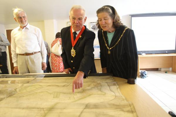 Mapping out history of Harwich
