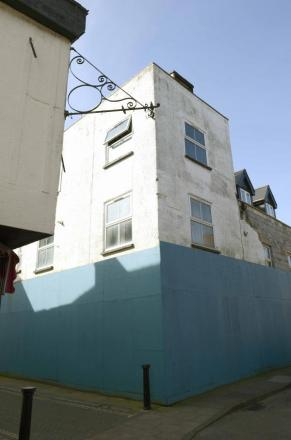 Development plans for derelict 'eyesore'