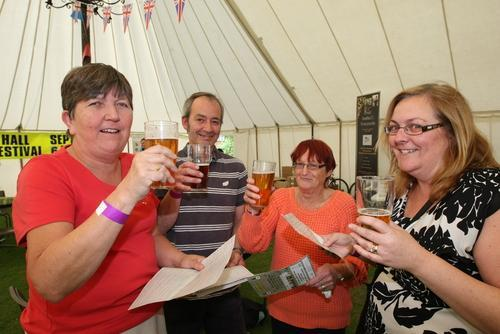 Witham beer festival a success
