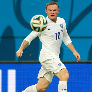 Wayne Rooney is the favourite to be England's next captain