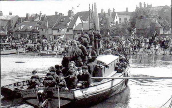 Looking back: Manningtree Regatta