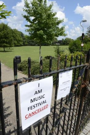 Festival's failure to be probed