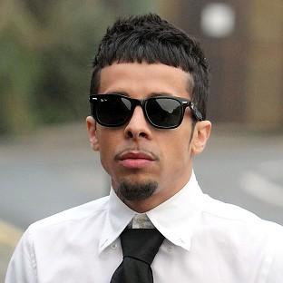 Former N-Dubz singer Dappy has been foun