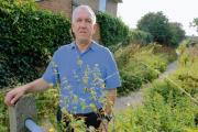 Weeds on pathways need to be cut, says councillor