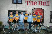 Back in the saddle to revive historic clubs