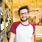 Harwich and Manningtree Standard: Having a Wine Shop 1