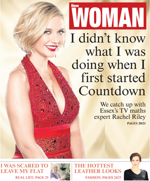 Harwich and Manningtree Standard: New Woman 11th Nov - Echo