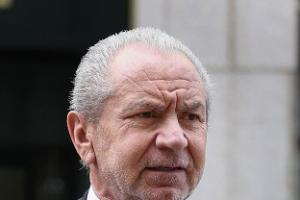 You're fined! Teenager who trolled Lord Sugar must pay for anti-Semitic tweet
