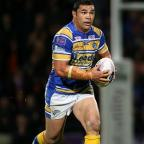 Harwich and Manningtree Standard: Kylie Leuluai will end his Leeds career on Saturday