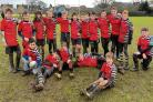 Under-12s lose out to last-gasp try in thrilling game