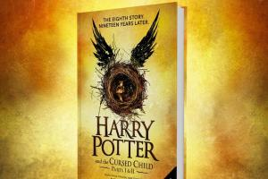 Hold onto your wands, there's going to be a new Harry Potter book!
