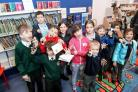 Children took part in the magical themed night at Southminster library