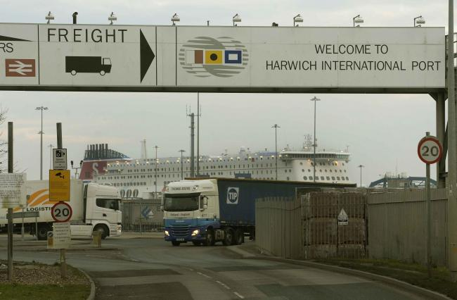 Harwich is east coasts' smuggling hot spot