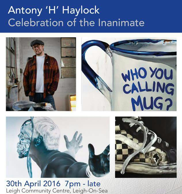 Antony 'H' Haylock - Defence of the Inanimate