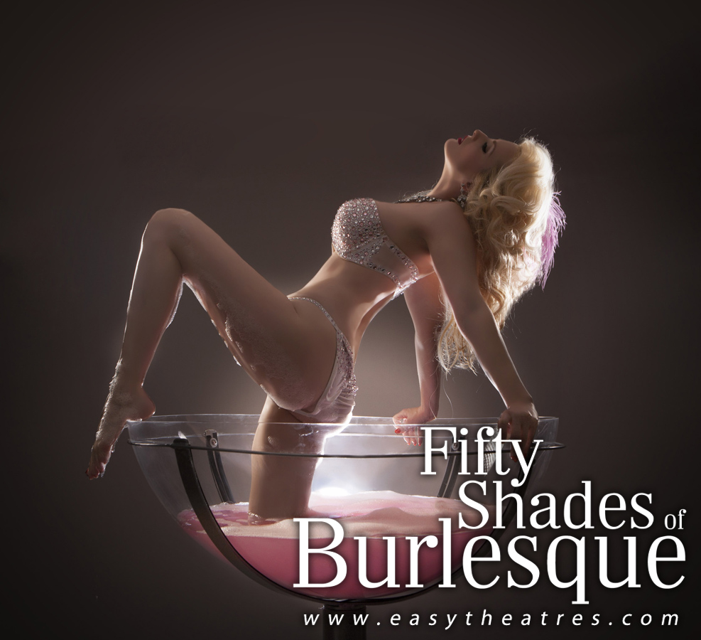 50 Shades Of Burlesque