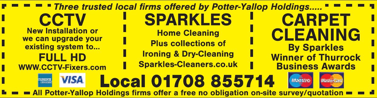 Sparkles, Aerial Fixers, CCTV Fixers &  Hillcrest Haven