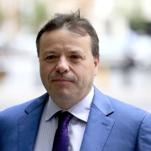Harwich and Manningtree Standard: Millionaire Ukip donor Arron Banks hit out at the party's national executive committee