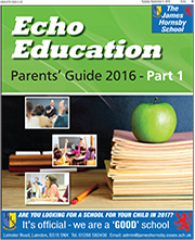 Harwich and Manningtree Standard: Echo Parents Guide Part 1