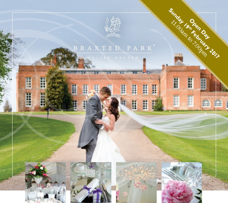 Braxted Park Weddings  Open Day - February 19th