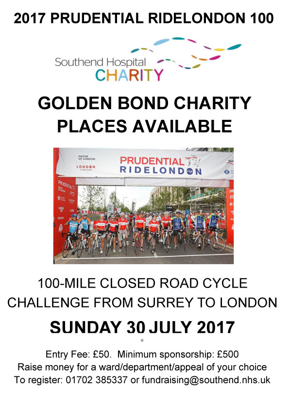 2017 Prudential RideLondon 100