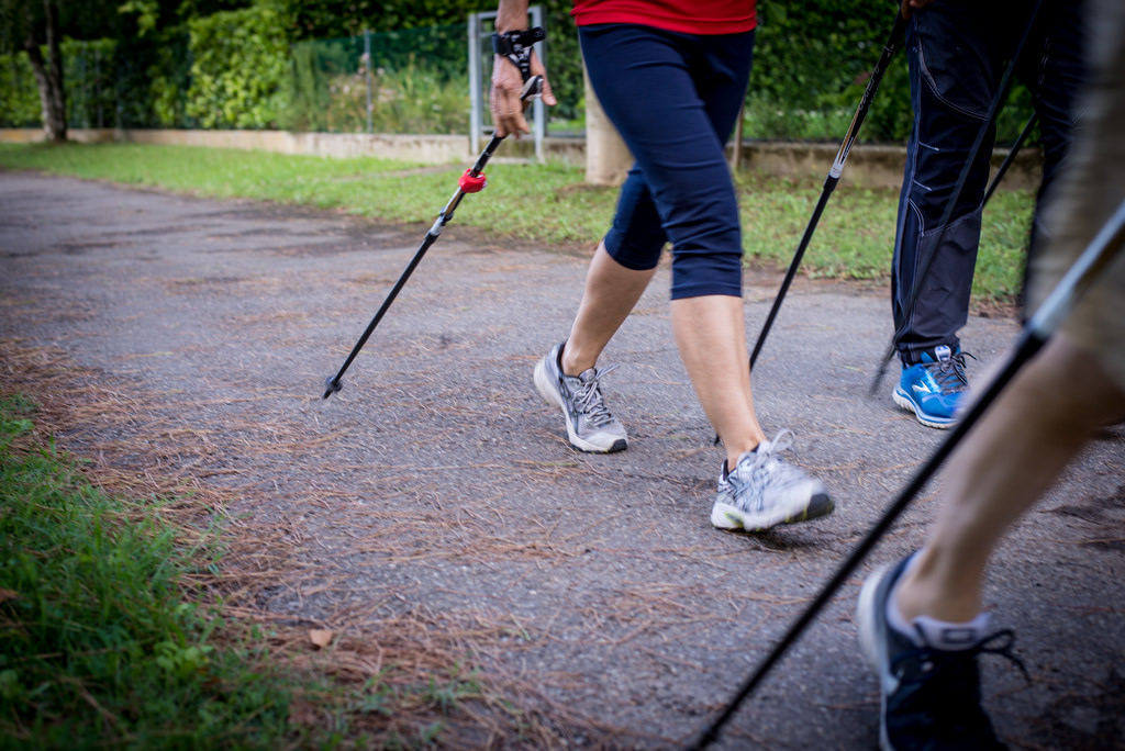 This Girl Can Month: Nordic Walking