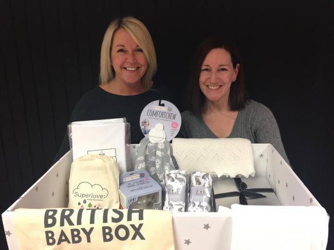 Caring mothers hope to save lives with unique baby boxes