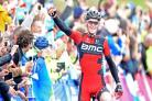 BMC Racing claim UCI has revised decision over team time-trial result