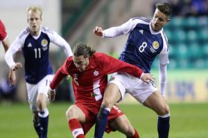 Tom Cairney handed debut as Scotland draw with Canada