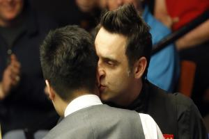Ronnie O'Sullivan bows out of world championship