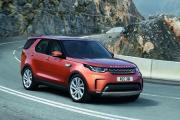 new Land Rover Discovery
